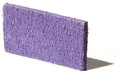 suede resinato lavender leather 234